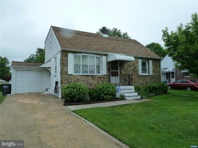 Wilmington Single Family Home For Sale: 27 Mount Vernon Drive