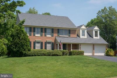 Woodbridge, Dumfries, Lorton Single Family Home For Sale: 13855 Andorra Drive