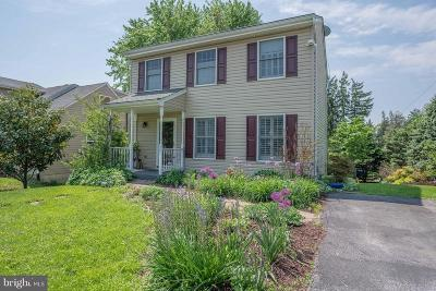 Single Family Home For Sale: 603 Old Westminster Pike