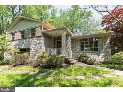 Wynnewood PA Single Family Home For Sale: $795,000