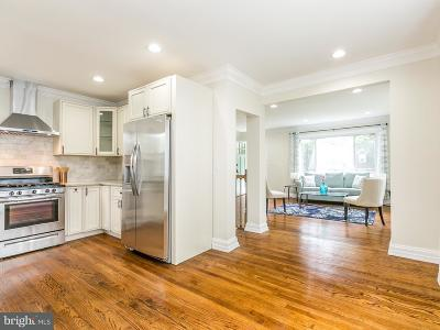 Baltimore Single Family Home For Sale: 712 Overbrook Road