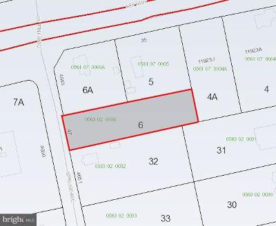 Fairfax Residential Lots & Land For Sale: 4647 Spruce Avenue