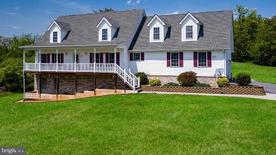Frederick County Single Family Home For Sale: 253 Sylvan Springs Drive