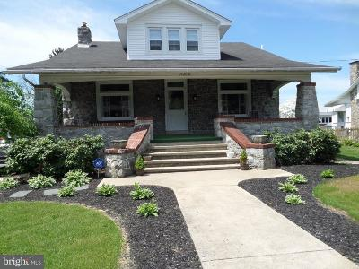 Laurel Single Family Home For Sale: 3306 Kutztown Road