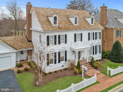 Gaithersburg Single Family Home For Sale: 215 Massbury Street