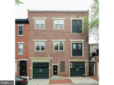 Art Museum Area Townhouse For Sale: 2309-11 Wallace Street