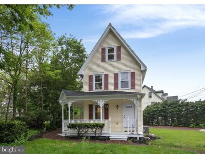 Moorestown Single Family Home For Sale: 226 W Central Avenue