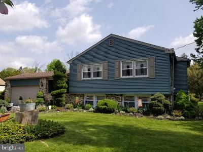 Hatboro Single Family Home For Sale: 885 W County Line Road