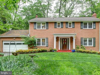 Reston Single Family Home For Sale: 12022 Canter Lane