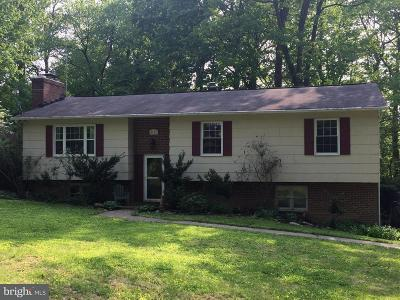 Finksburg Single Family Home For Sale: 2604 Angie Court