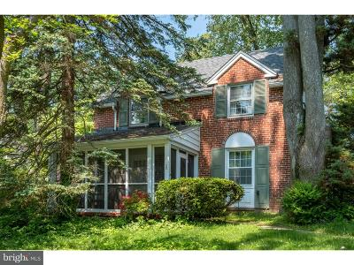 Wynnewood Single Family Home For Sale: 1004 Carroll Road
