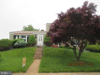 Bensalem Single Family Home For Sale: 6341 Hardin Road