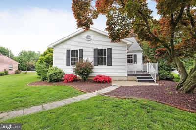 Hagerstown Single Family Home For Sale: 13505 Paradise Church Road