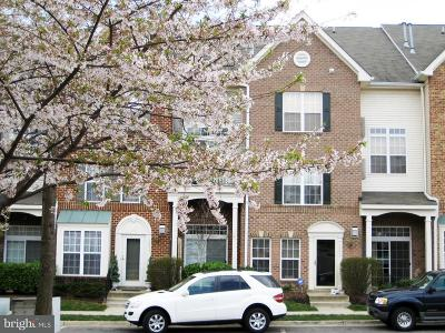 Bowie MD Townhouse For Sale: $259,000