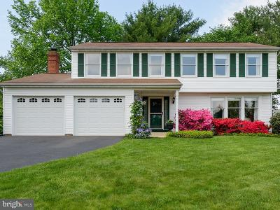 Herndon Single Family Home For Sale: 1341 Rock Chapel Road