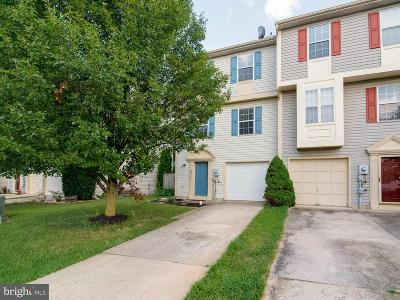 Hagerstown Townhouse Active Under Contract: 20311 Kellys Lane
