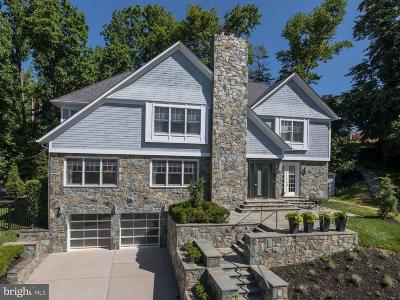 Bethesda Single Family Home For Sale: 6507 Brookes Hill Court