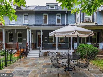 Petworth Townhouse For Sale: 522 Shepherd Street NW