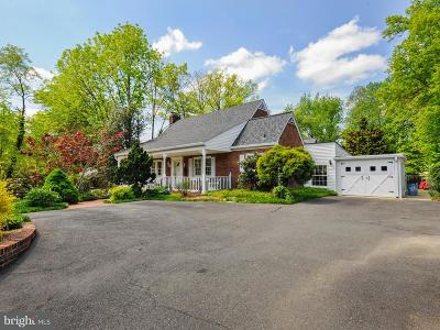 Annandale Single Family Home For Sale: 3904 Annandale Road