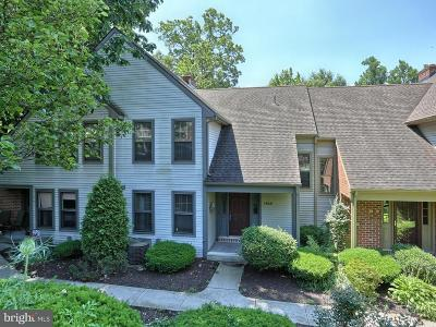 Hummelstown Townhouse For Sale: 1105 Galway Court