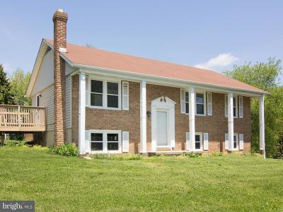Single Family Home For Sale: 220 Barnhart Road