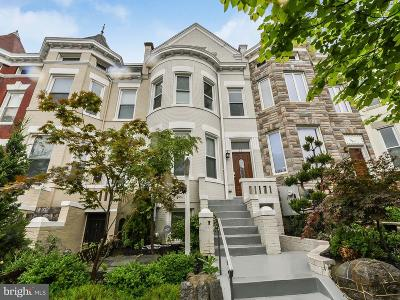 Washington Townhouse For Sale: 31 T Street NW