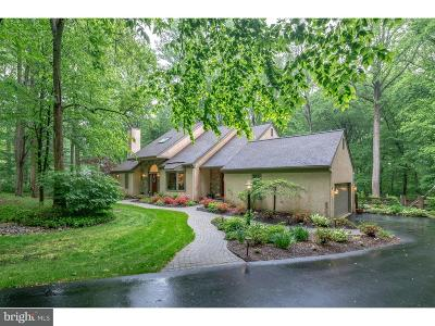 Chadds Ford PA Single Family Home For Sale: $1,099,999