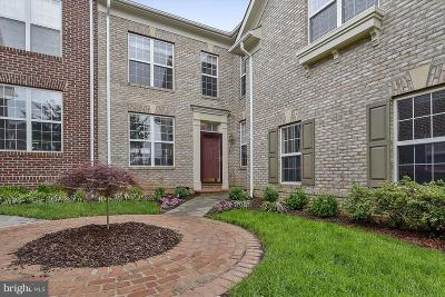 Leesburg Townhouse For Sale: 18480 Lanier Island Square