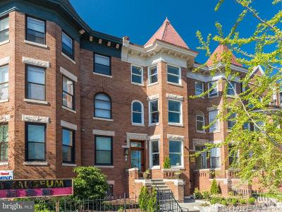 Washington DC Single Family Home For Sale: $479,000