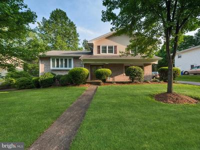 Annapolis Single Family Home For Sale: 1705 Nimitz Drive