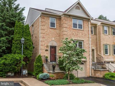 Bethesda Townhouse For Sale: 7135 Swansong Way