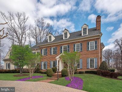 McLean Single Family Home For Sale: 7808 Grovemont Drive
