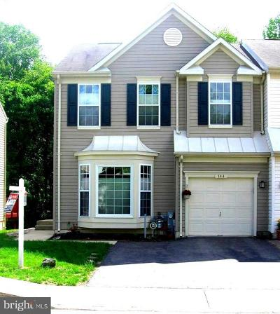 Odenton Single Family Home For Sale: 144 Leeds Creek Circle