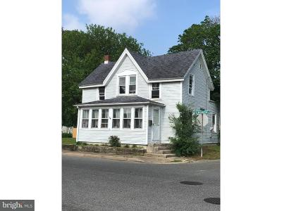 Milford Single Family Home For Sale: 501 N Washington Street