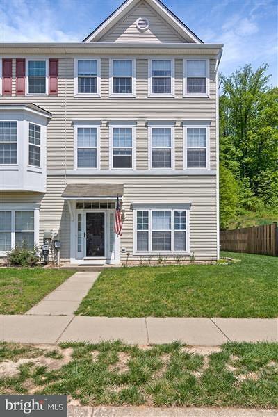 Odenton Townhouse For Sale: 2591 Brown Alder Court