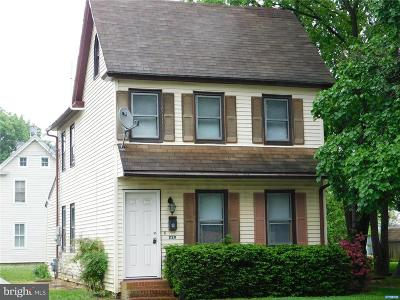 Dover Single Family Home For Sale: 239 N New Street