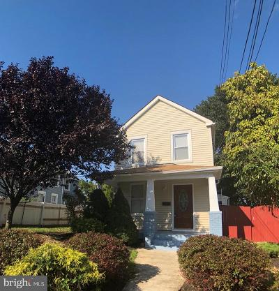 Capitol Heights Single Family Home For Sale: 6314 Foote Street