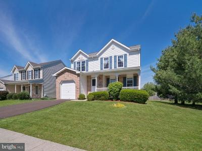 Bucks County Single Family Home For Sale: 2111 Barley Drive