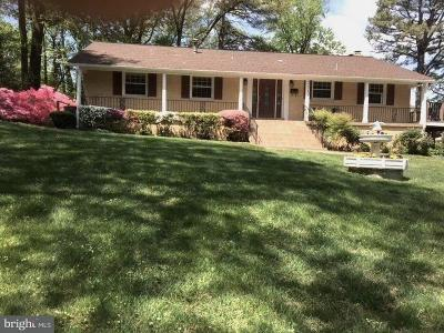 Falls Church Single Family Home For Sale: 3314 Rose Lane