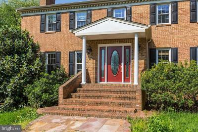 Rockville MD Single Family Home For Sale: $849,950