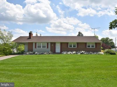 Harford County Single Family Home For Sale: 13 Ring Factory Road