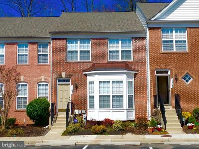 Annapolis Townhouse For Sale: 1105 August Drive