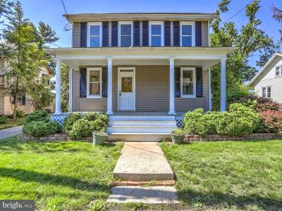 Single Family Home For Sale: 2320 Wood Street