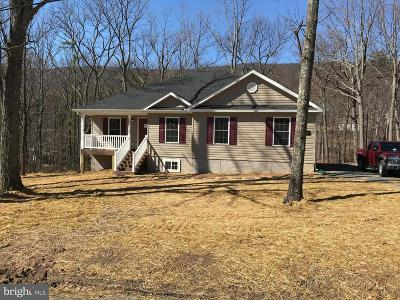 Frederick County Single Family Home For Sale: Cochise Trail