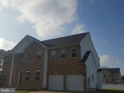 King George County Single Family Home For Sale: 17130 Leeward Court
