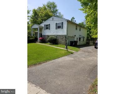 Abington Single Family Home For Sale: 1252 Fitzwatertown Road