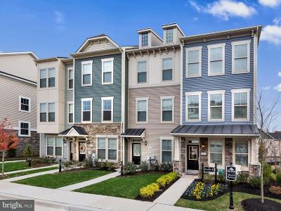 Glen Burnie Townhouse For Sale: Ashmore Avenue