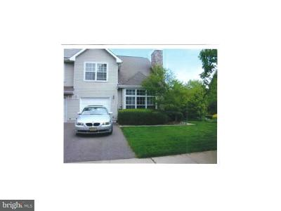 Cranbury Single Family Home For Sale: 2 Barnsdale Drive
