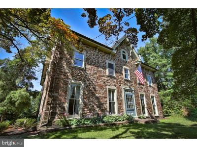 North Wales Single Family Home For Sale: 516 S Sumneytown Pike
