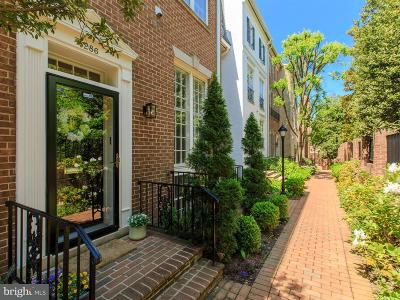 Washington Townhouse For Sale: 4286 Massachusetts Avenue NW